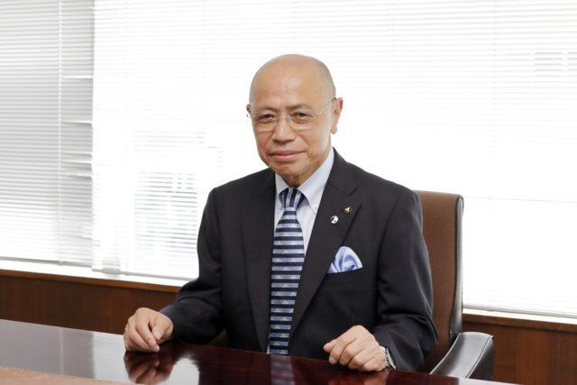 栗山章社長